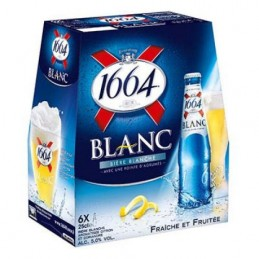 BIERE BOUTEILLE PACK 6X25CL...
