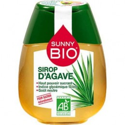 SIROP D'AGAVE DOSEUR 250G...