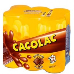 BOISSON CACAO CAN 6X25CL...