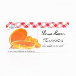 TARTELETTES CHOCOLAT...