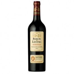 BORDEAUX ROUGE 75CL 2016...