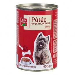 PATEE MORCEAUX BOEUF PETITS...