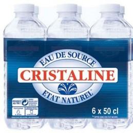 EAU DE SOURCE CRISTALINE...