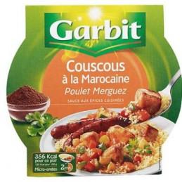 COUSCOUS POULET BQ 285G GARBIT