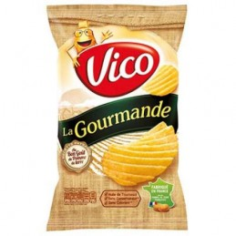 CHIPS LA GOURMANDE 120G VICO