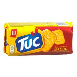 TUC BACON 100G LU