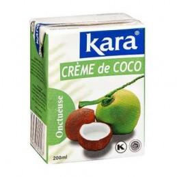 CREME COCO BK 200ML KARA