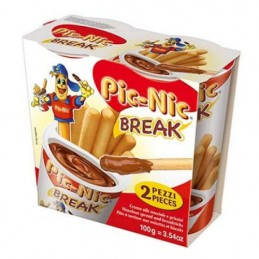 PIC-NIC BREAK BIPACK 100G
