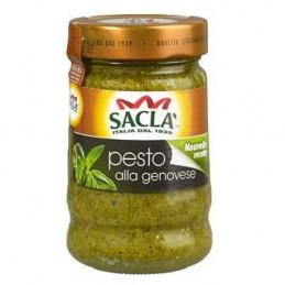 SAUCE PESTO 190G SACLA