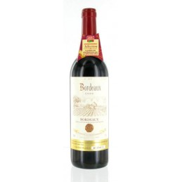 BORDEAUX ROUGE 75CL BELLE...