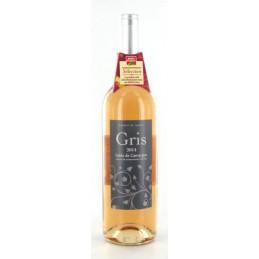 GRIS ROSE PAYS D'OC 75CL...