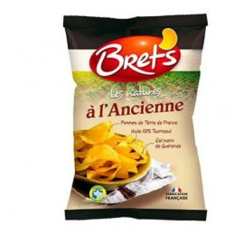 CHIPS CRAQUANTES SEL 125G...