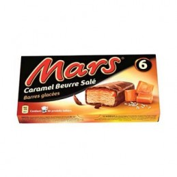 BARRES GLACEES MARS...