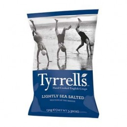 CHIPS SALEES 150G TYRELLS