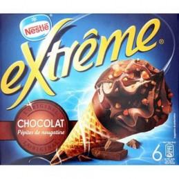 EXTREME CONES X 6 CHOCOLAT...