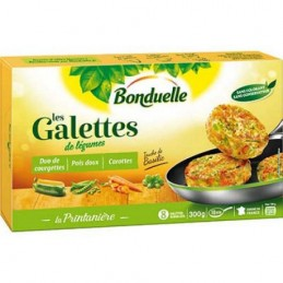 GALETTES DUO COURGETTES...