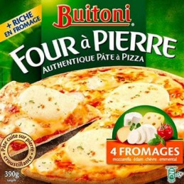 PIZZA FOUR A PIERRE 4...