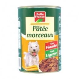 PATEE MORCEAUX BOEUF CHIEN...