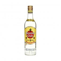 RHUM BLANC 3 ANS CUBA 40%...