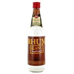 RHUM BLANC TRADITIONNEL 40%...