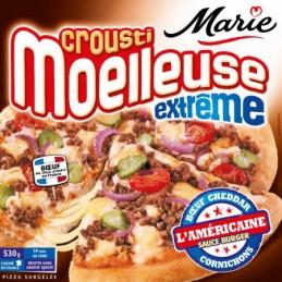 PIZZA EXTREME AMERICAINE...