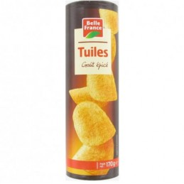 TUBO TUILE HOT&SPICY 170G...