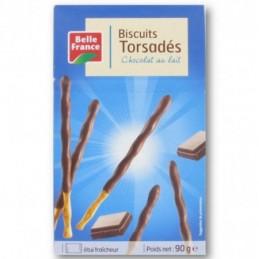 BISCUITS TORSADES CHOCO...
