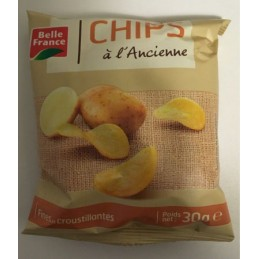CHIPS ANCIENNE 6X30G BELLE...