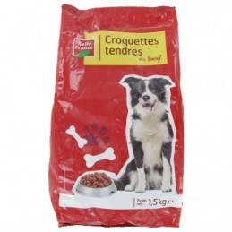CROQUETTES TENDRES BOEUF...
