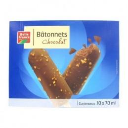 BATONNETS CHOCOLAT X10...