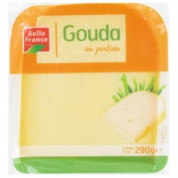 GOUDA PORTION 290G BELLE...