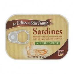 SARDINES HUILE D'OLIVE 135G...