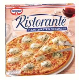 PIZZA RISTORANTE 4 FROMAGES...
