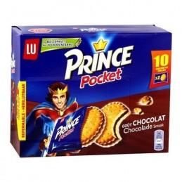 PRINCE POCKET CHOCOLAT 400G LU