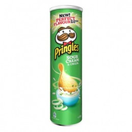 PRINGLES SOUR CREAM ONION 175G