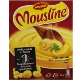 MOUSLINE PUREE NATURE 125G...