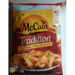 FRITES TRADITION 1KG MCCAIN