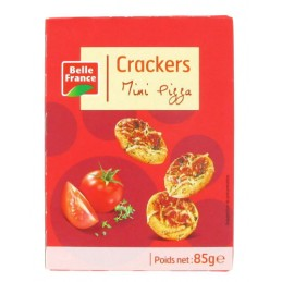 CRACKERS PIZZA 85G BELLE...