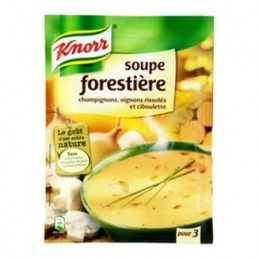 SOUPE FORESTIERE 85G KNORR