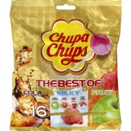 SUCETTES BEST OF CHUPA X16...