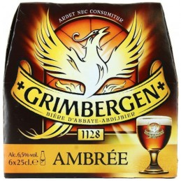 BIERE AMBREE BOUTEILLE PACK...