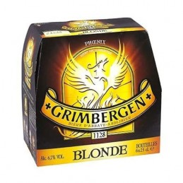 BIERE BLONDE BOUTEILLE PACK...