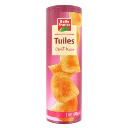 TUBO TUILES BACON 170G...