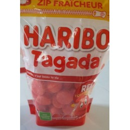 FRAISES TAGADA DOY 220G HARIBO