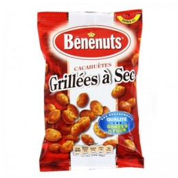 CACAHUETES GRILLEES SEC...