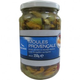 MOULES MARINEES PROVENCALE...