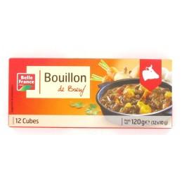 BOUILLON BOEUF 12X10G BELLE...