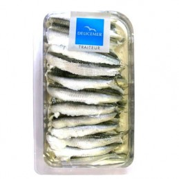 ANCHOIS NATURE 200G DELICEMER