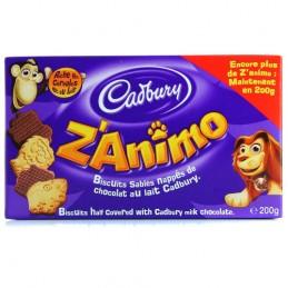 ZANIMO LAIT 200G CADBURY