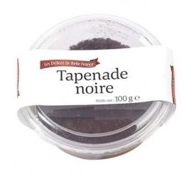 TAPENADE NOIRE POT 100G...